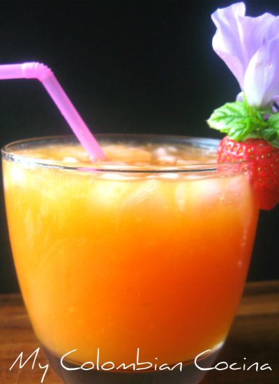 Cocktail Papaya Punch